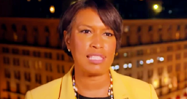 """Washington D.C Mayor Tries To Rip Down Monuments And President Trump Fires Back Big, """"The radically liberal mayor of Washington, D.C., is repeating the same left-wing narrative used to incite dangerous riots: demolishing our history and destroying our great heritage"""""""