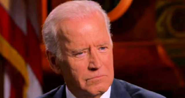Joe Biden Uses Horrific Shooting Of Two L.A. County Deputies To Push For More Gun Control