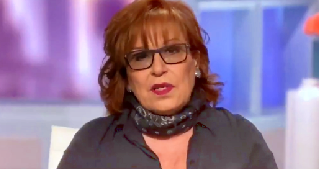 Joy Behar Panics: The Electoral College Must Be Changed Because Trump 'Could Pull Off' Win
