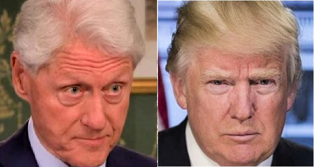 "Bill Clinton AKA Slick Willy Takes Strange Stab At President Trump And Says He Will Be ""Stacking Sandbags"""