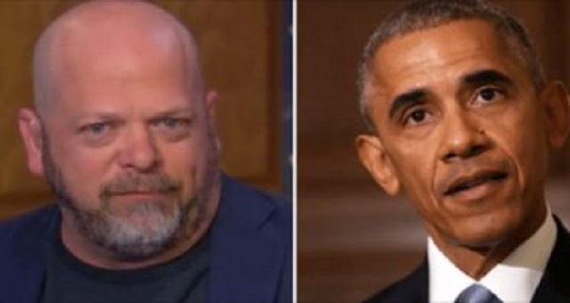 Pawn Star's Rick Harrison, DESTROYS Barack Obama's Legacy- This Is EPIC