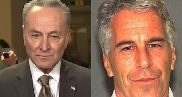 BREAKING: Chuck Schumer Has Financial Ties To Sex Trafficker, Pedophile Jeffrey Epstein- This Is BAD